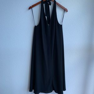 NWT Topshop | Black Halter Dress | 12